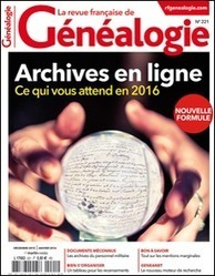 Archives en ligne, ce qui vous attend en 2016 | Rhit Genealogie | Scoop.it