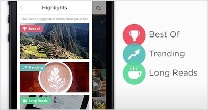 Pocket5 devient plus intelligent | netnavig | Scoop.it