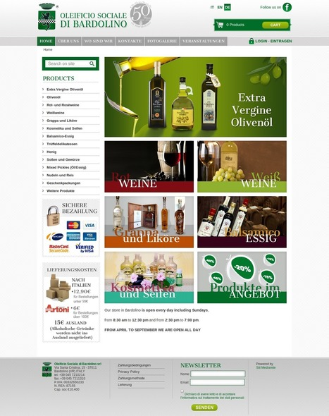 Creazione siti e-commerce - Web Agency Verona | SEO & Social Media | Scoop.it