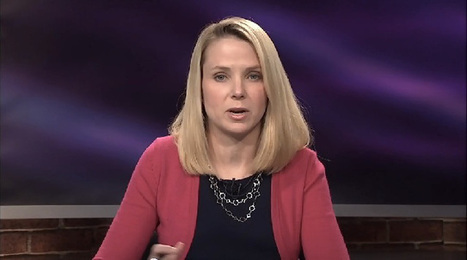 Yahoo CEO Mayer Apologizes For Mail Outage That She Says Affected 1% Of Users | TechCrunch | Digital Marketing News | Scoop.it