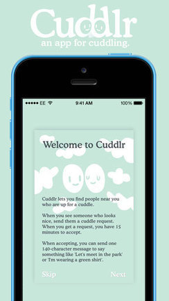 Cuddlr | Location Based Services | Scoop.it