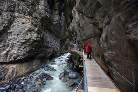 In Swiss Alps, Glacial Melting Unglues Mountains | Upsetment | Scoop.it