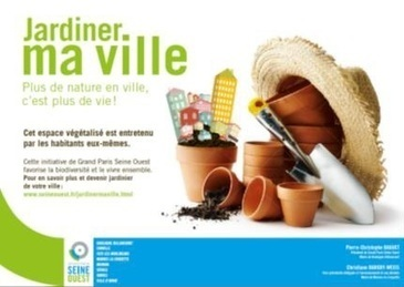 Végétalisation des espaces publics par les habitants | Plusieurs idées pour la gestion d'une ville comme Namur | Scoop.it