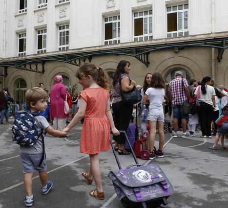Rentrée scolaire : Marseille devra s'appliquer | Réforme des rythmes scolaires | Scoop.it