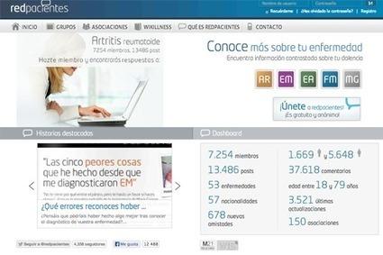 Redes sociales y salud: las comunidades virtuales de pacientes. Chema Cepeda en Salud Conectada | Salud Publica | Scoop.it