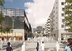 INTERNATIONAL: Skanska Secures Contract for Sports Hall, Supermarket in Stockholm   Commercial Property Executive   International Real Estate   Scoop.it