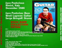 roio » Blog Archive » JACO PASTORIUS with BIRELI LAGRENE - ITALY 1986 | Jazz Plus | Scoop.it