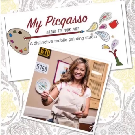 Kathryn K. Samuels book signing and fun art workshop with My Picqasso to benefit Family Promise | EmailWire Magazine | Scoop.it