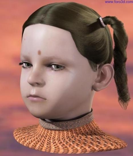 Modelado paso a paso de una cabeza humana con Autodesk Maya. | Animación, videojuegos, tutoriales | Scoop.it