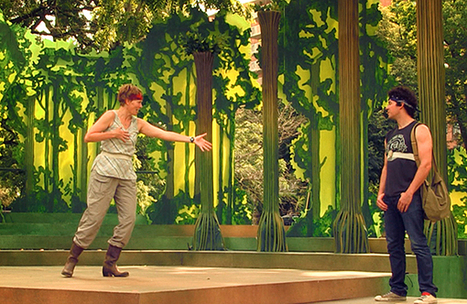 In This Scene... 'As You Like It' | KCUR | OffStage | Scoop.it