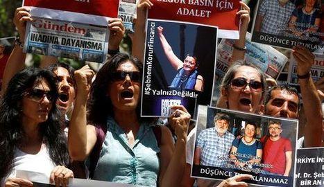 La romancière Asli Erdogan est devenue le symbole de la répression contre les Kurdes | TdF  |   Culture & Société | Scoop.it