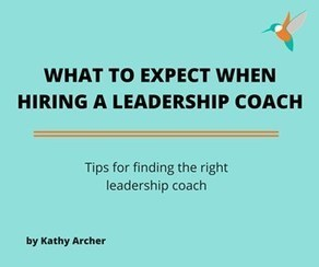 What to expect when hiring a leadership coach | All About Coaching | Scoop.it