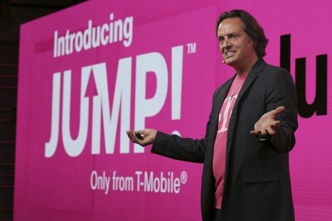 T-Mobile has finally passed Sprint as the nation's third-largest cell carrier   Brian Fung   WashPost.com   Surfing the Broadband Bit Stream   Scoop.it