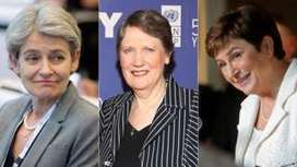 Why wasn't a woman elected as UN secretary general? - BBC News | Glopol Power and Sovereignty | Scoop.it