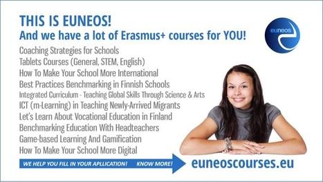 Erasmus+ #euneoscourses | Quick help to apply | Top trainers | Nice venues | ΚΑΙΝΟΤΟΜΙΑ ΣΤΗΝ ΕΚΠΑΙΔΕΥΣΗ | Scoop.it