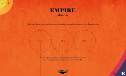 The Empire Project Reinvents the Concept of Narrative | Documentary Evolution | Scoop.it