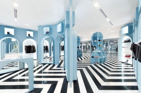 Architizer Blog » Top 10: Surreal Retail Spaces | Art-attack | Scoop.it
