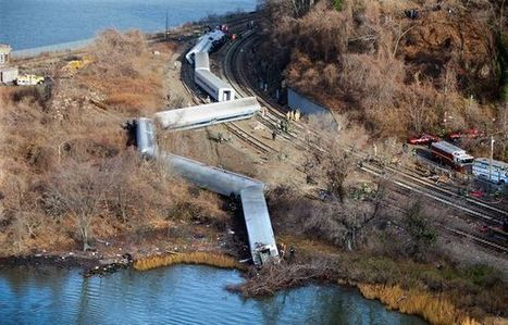 New York Train Derailment Highlights Evolving Rail Safety and Science | New York Personal Injury News | Scoop.it