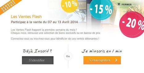 Ce matin, top départ pour les ventes flash OptimHome jusqu'au 13 avril | Recrut'Immo | Scoop.it