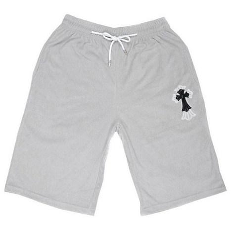 Cotton Grey CH Logo Chrome Hearts Shorts [Grey CH Logo Cottom] - $132.00 : Cheap Chrome Hearts, Chrome Hearts Online Shop | Boutique | Scoop.it