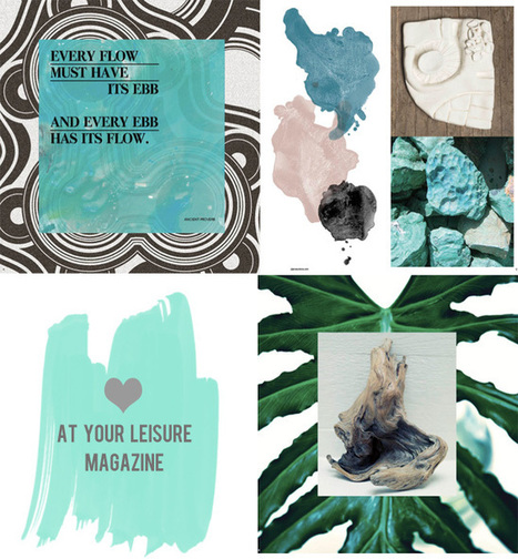 Happy Interior Blog: At Your Leisure - A Zine To Swoon | Interior Design & Decoration | Scoop.it