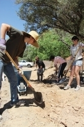 UA students install a water harvest system on campus | Arizona Daily Wildcat | CALS in the News | Scoop.it