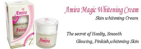 Amira Magic Whitening Cream | Skinwhiteningcreams | Scoop.it