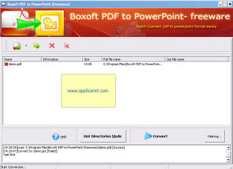 Convertir un fichier Pdf en PowerPoint avec Boxoft Pdf to PPT   applicanet.com   manually by oAnth - from its scoop.it contacts   Scoop.it