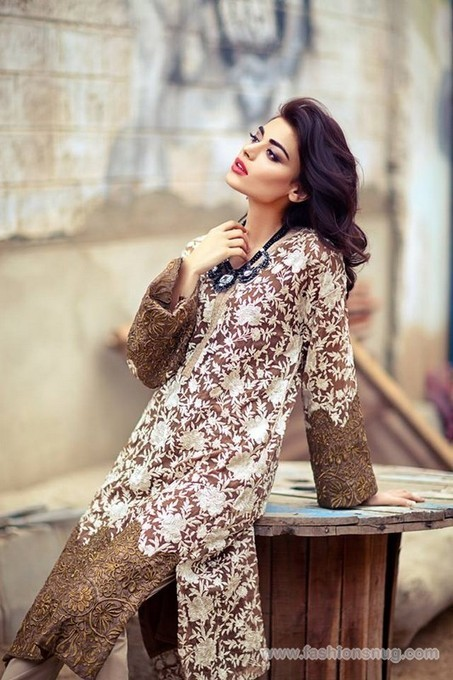 Sana Safinaz Autumn Winter Collection 2014 In Stores | Fashion Blog | Scoop.it
