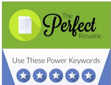 The Perfect Resume [Infographic] | School Social Work Effectiveness | Scoop.it