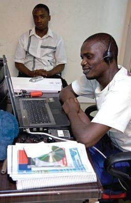 A social media boom begins in Africa | Africa Renewal Online | Australia & Europe & Africa | Scoop.it