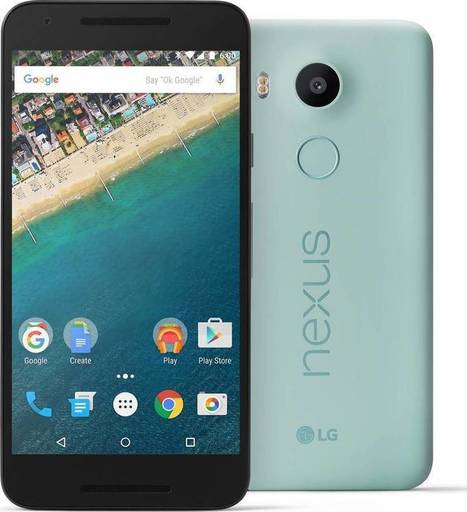 Nexus 5X et Nexus 6P : les nouveaux smartphones de Google - GizLogic | Geeks | Scoop.it