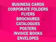 Corporate Folder And Flyers printing In Singapor   Publishing services   Scoop.it