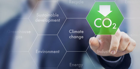 Changement climatique: où en sont lespromesses desentreprises ?   Territoires durables   Scoop.it