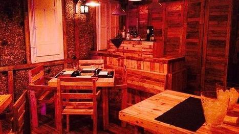 Un búnker japonés de la II Guerra Mundial: el restaurante más original de Madrid | RedRestauranteros: Las Curiosidades | Scoop.it