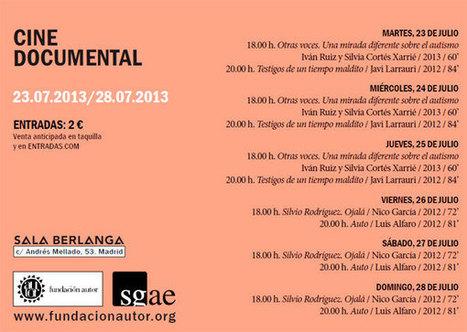 Cine Documental | Sala Berlanga | Documentary | Scoop.it