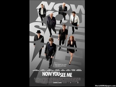 Watch Now You See Me Movie | Watch movies online | Scoop.it