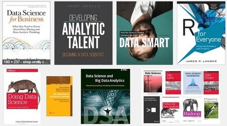 15 Books every Data Scientist Should Read | Disruptive Influencers | Scoop.it