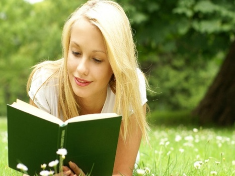 4 cosas que ganas al adoptar el hábito de leer | Bibliotecas | Scoop.it