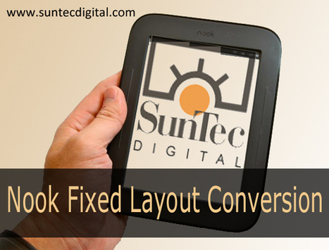 Nook Fixed Layout Developers – Planning To Hire One? | Digital Publishing, Document Conversion Services | Scoop.it