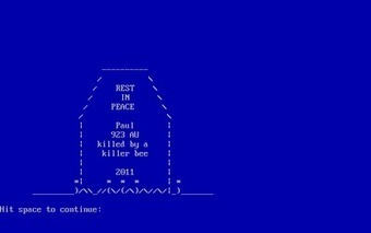 The CRPG Addict: NetHack: Playing, Dying, Screaming, Restarting | ASCII Art | Scoop.it