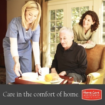 Aging at Home | Helping seniors make a Smooth Transition from Hospital to Home | Scoop.it