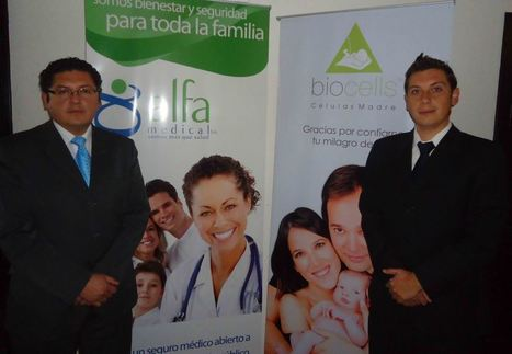 Biocells Discoveries Internacional y Alfa Medical firman acuerdo ... | Genetic world | Scoop.it