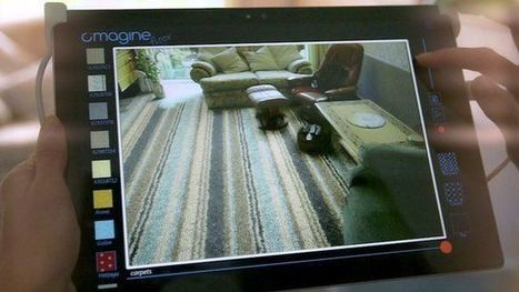 The augmented reality apps helping to decorate your home - BBC News | IT Arts Entertainment and Leisure | Scoop.it
