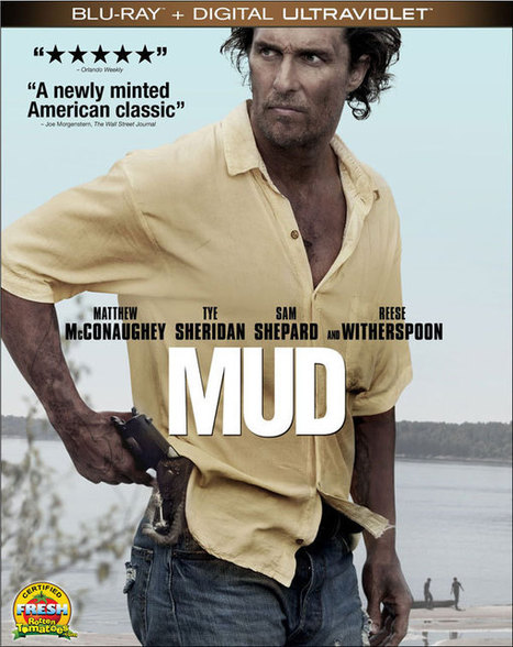 Matthew McConaughey Stars In Mud On Blu-ray And DVD Next Month - Cinema Blend | Ghosts of Girlfriends Past Black Leather Jacket | Scoop.it