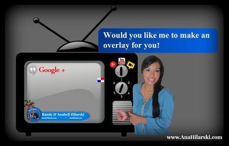 Google Plus Hangout Overlays - @AnabellHilarski   Life in Panama and Costa Rica for Expats   Scoop.it