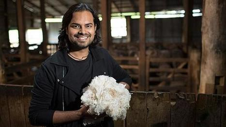 Rahul Mishra wants a million Indian artisans to turn Australian wool into a summer fabric | #Technology | Scoop.it