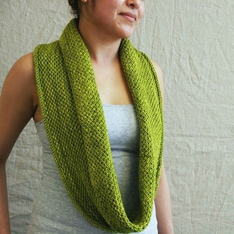 Madelinetosh | Hand-dyed Yarns for Knitting and Crocheting | Honey Cowl | Needle and Hook Patterns-all free | Scoop.it