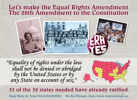 ERA 28th Amendment | Coffee Party Feminists | Scoop.it