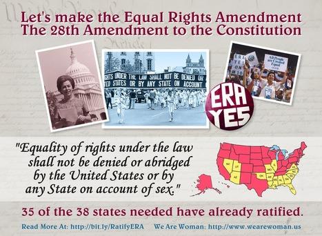 ERA 28th Amendment | Coffee Party Feminists | Scoop.it